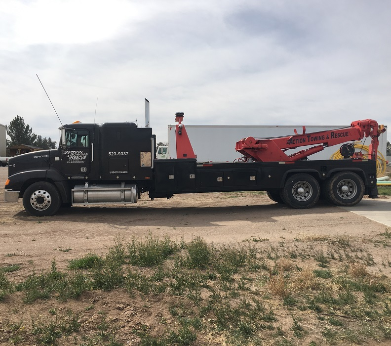 heavy duty towing in Las Cruces
